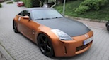 Nissan 350Z 3.5l V6 - Soundvideo